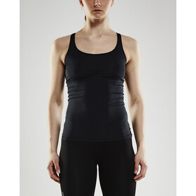 Craft Essential Tri Top Singlet Dames, black